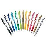 ゼブラ ジェルボールペン サラサクリップ 0.5 13色 JJ15-13C キラキラケース WEB限定