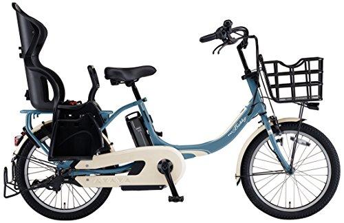 YAMAHA(ヤマハ) 電動アシスト自転車 2018年 ファミリーモデル PAS Babby un 20インチ 12.3Ahリチウムイオン...