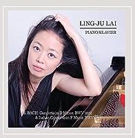 J.S. Bach: Piano Concertos, BWV 1052 & 971 by Ling-Ju Lai (2014-08-01)