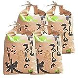 新米【玄米】29年産 富山県産 コシヒカリ 黒部川扇状地で育ったドリームファームのこだわり米 (20kg [5kg×4]) 一等米