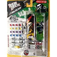 Tech Deck Mini SK8 Shop Blind Customizable 2 Board Exclusive Set by Tech Deck [並行輸入品]