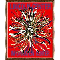 ポスター ドロシー ガレスピー Lincoln Center Information Center 1989年 額装品 コンペックスフレーム(ゴールド)