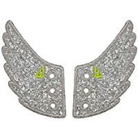 Shwings Lace Style (One Pair) - Choose Color (Silver Sparkle)