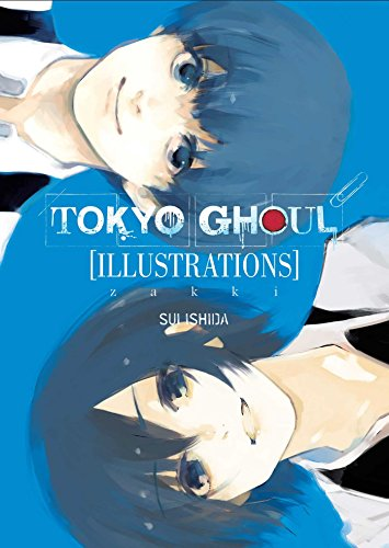 Tokyo Ghoul Illustrations: zak...