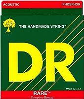 DR RARE Phosphor Bronze RPML-11 (11-50) Medium/Light アコースティックギター弦 【旧パッケージ】