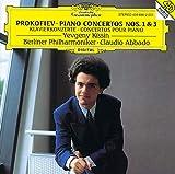 プロコフィエフ:ピアノ協奏曲第1・3番