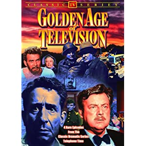 Golden Age of Television: Telephone Time [DVD] [Import]