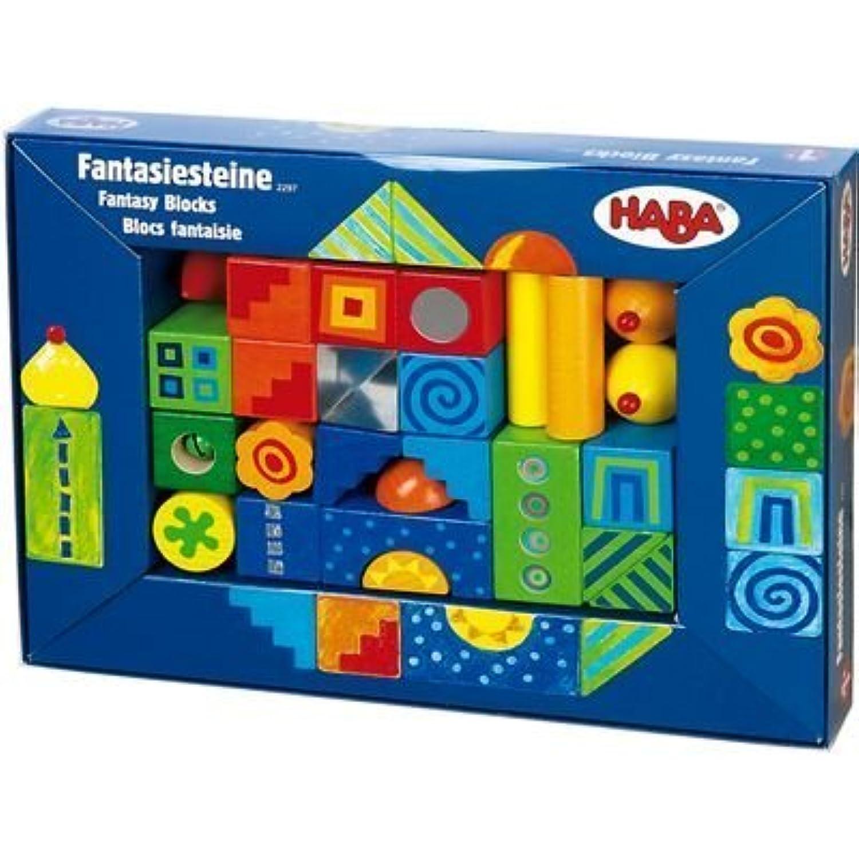 Haba(ハバ) ベビーブロック ディスカバリーブロック ファンタジー 26ピース Fantasy 2297 並行輸入品