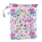 Bumkins Waterproof Wet/Dry Bag, Watercolor