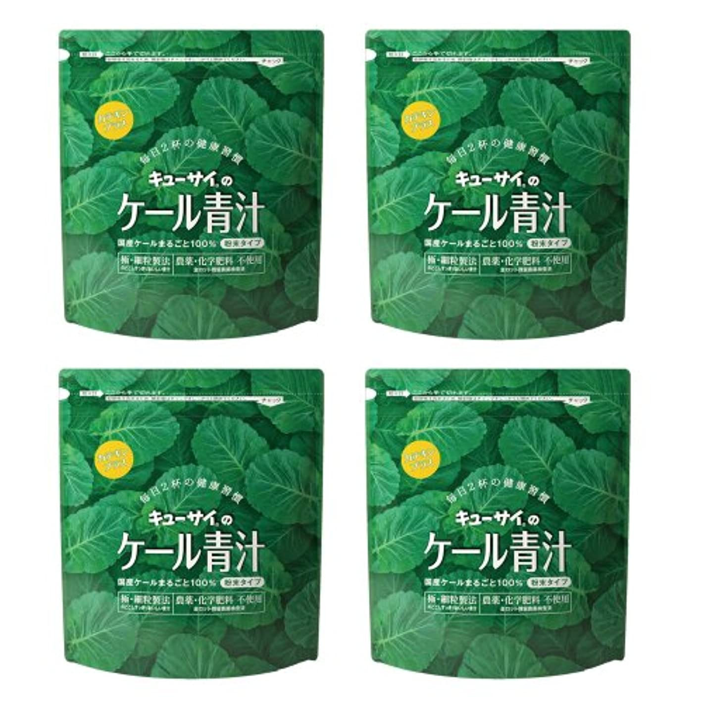 収縮単語周りキューサイ青汁カテキンプラス420g(粉末タイプ)4袋まとめ買い【1袋420g(約1カ月分)】
