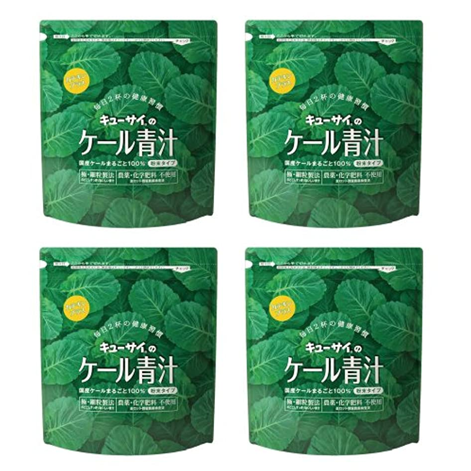 バレル死摂氏キューサイ青汁カテキンプラス420g(粉末タイプ)4袋まとめ買い【1袋420g(約1カ月分)】