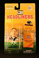 KERRY COLLINS / PENN STATE UNIVERSITY NITTANY LIONS * 3 INCH * 1996 NFL Heroes of the Gridiron * Premier Edition *