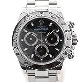 [ロレックス]ROLEX 腕時計 デイトナ 2010年国内正規 116520 V番 黒文字盤 116520 メンズ 中古