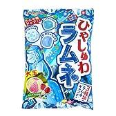 扇雀飴本舗 ひやしゅわラムネ 90g×6袋