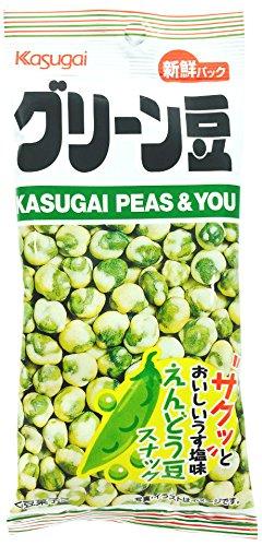 春日井 スリムグリーン豆 50g×6袋