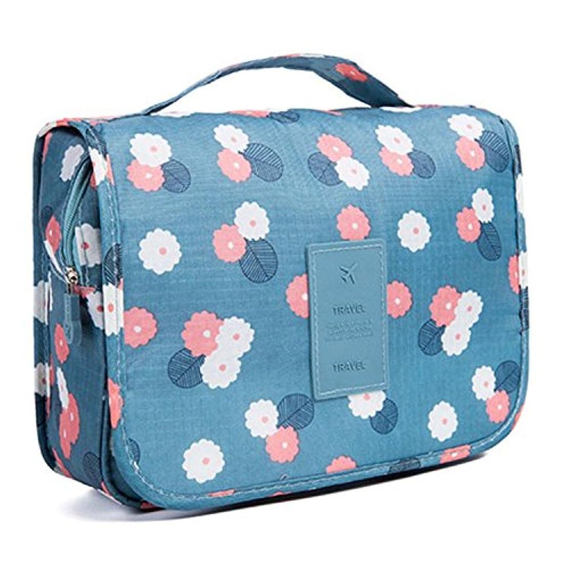 抜本的な傑出した小競り合いFuCaiLai Toiletry Bags Multifunction Cosmetic Bag Portable Makeup Pouch Travel Hanging Organizer Bag for Women...