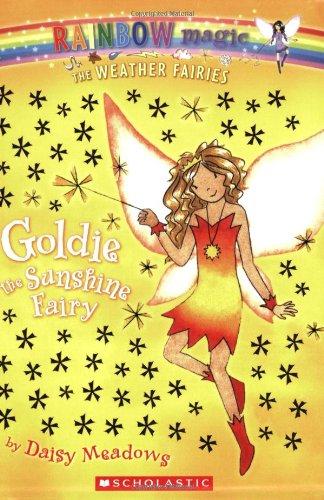 Goldie the Sunshine Fairy (Rainbow Magic)の詳細を見る