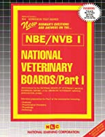 National Veterinary Boards (Nbe) (Nvb: Anatomy, Physiology, Pathology (Admission Test Series, Part 1)