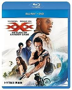 トリプルX:再起動 ブルーレイ+DVDセット [Blu-ray]