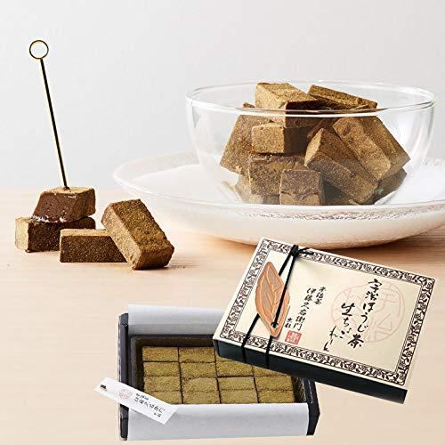伊藤久右衛門 宇治ほうじ茶生チョコレート 16粒箱入り