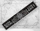 水樹奈々 【LIVE GATE 2018】 マフラータオル