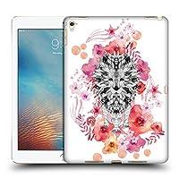 オフィシャル Monika Strigel ライオン アニマル&フラワーズ ハードバックケース iPad Pro 9.7 (2016)