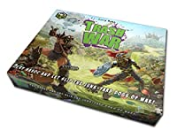 Quirky Engine Entertainment Trash War – Hilarious Medieval Junk Yard Battle Card Game - Easy to Play for 2 to 5 Players [並行輸入品]