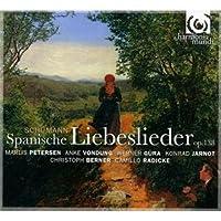 Spanische Liebeslieder Op.138 Spanische Liederspie