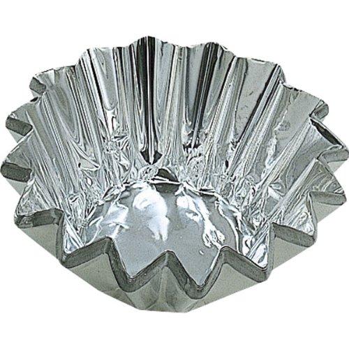 貝印 アルミ箔菊型(厚口)大(20枚入) DL-0480