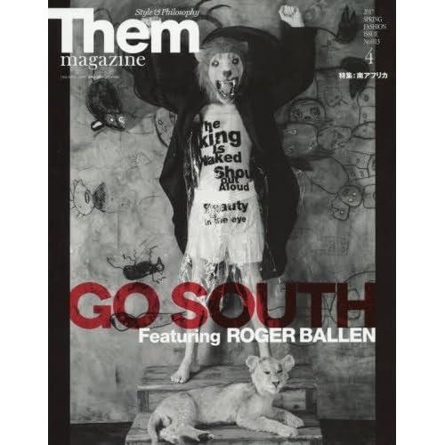 Them magazine(ゼムマガジン) 2017年 04 月号 [雑誌]