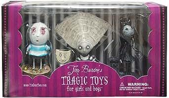 Tim Burton's Oyster Boy - PVC Set #3: Oyster Boy