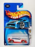 2003 First Editions -#19 Flight 03 Solid Red #2003-31 Collectible Collector Car Mattel Hot Wheels