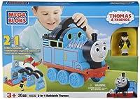 メガブロック トーマス2イン1 トーマス Mega Blok Thomas 2 in 1 Buildable Thomas