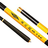 ENLI 渓流竿 釣竿  釣り竿  龙纹鯉碳素 ロッド  超軽い 超硬い