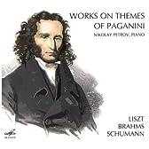 Brahms/Schumann/Liszt: Works O