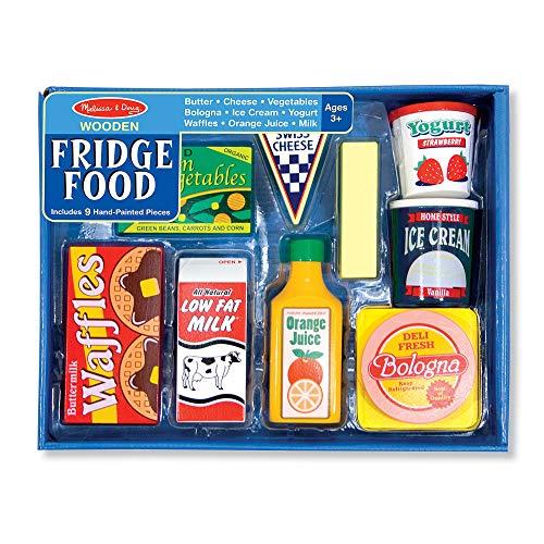 『Melissa und Doug: K?hlschrank Lebensmittel Set (import)』の6枚目の画像