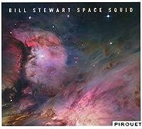 Space Squid by Bill Stewart