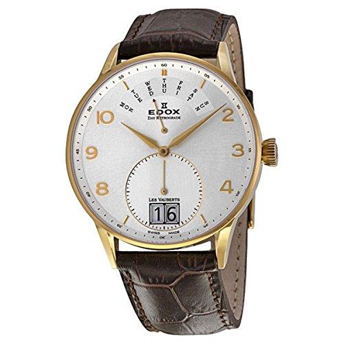 エドックス EDOX 腕時計 メンズ レトログラード 34005-37JA-ABD 並行輸入品