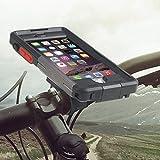 TiGRA Sport iPhone6s 自転車 バイク ホルダー 防水 防塵 耐衝撃 指紋認証 ARMOR GUARD for iPhone6/6s【アメリカ軍用規格取得】