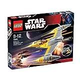 レゴ (LEGO) スターウォーズ ナブー・N-1・スターファイターとヴァルチャー・ドロイド 7660