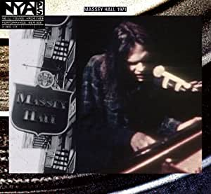 Live at Massey Hall (W/Dvd)