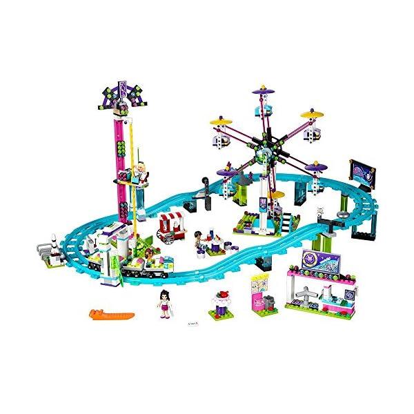 レゴ (LEGO) フレンズ 遊園地ジェットコ...の紹介画像5