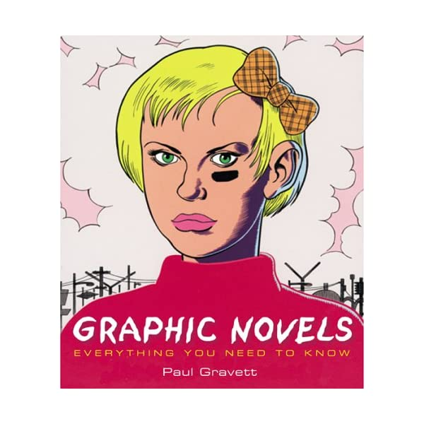 Graphic Novels: Everythi...の商品画像