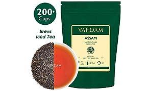 アッサムティー 紅茶 Vahdam teas ワダムティー 茶葉 インド 255g