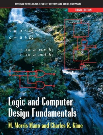Download Logic and Computer Design Fundamentals (3rd Edition) 013140539X