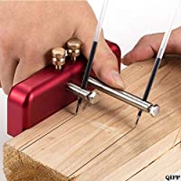 木工マーカーダブルヘッドスクライバーパラレルレイアウト大工ツール APR29 マーキング