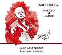 """Tango Tales-Piazzolla&Jaurena """"Historia Del Tango"""""""
