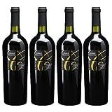 【赤ワイン4本セット】モンテプルチアーノ・ダブルッツォ カサーレ・ヴェッキオ 2015 750ml ファルネーゼ 赤ワイン フルボディ
