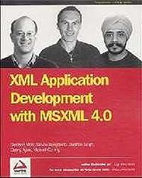 Xml Application Development With Msxml 4.0