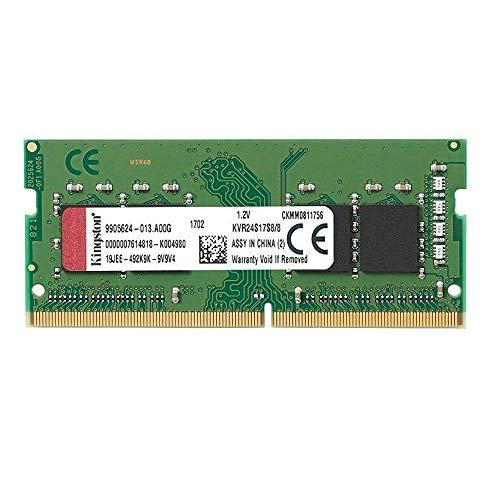 キングストンテクノロジー ノートPC用メモリ DDR4-2400 (PC4-19200) 8GB CL15 1.2V Non-ECC SODIMM 260pin B01LW6HBSM 1枚目